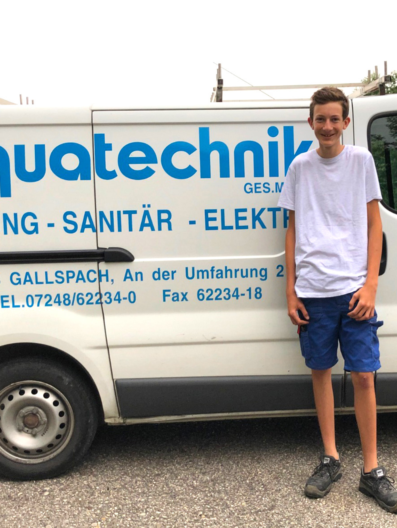 aquatechnik lehrling david wimberger